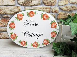 Cottage and Garden Signs