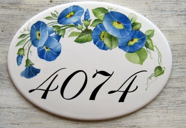 morning glories house number